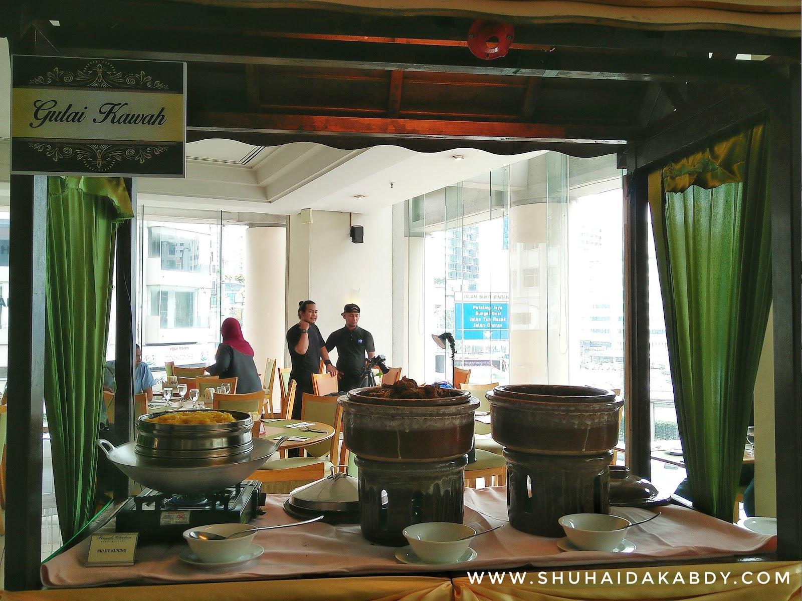 Buffet Ramadhan Aneka Selera di Royale Chulan Bukit Bintang