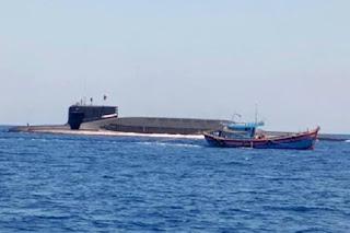 Kapal Selam Nuklir China