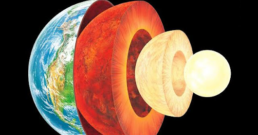 'EARTH INNER CORE IS SOFTER THAN THOUGHT'