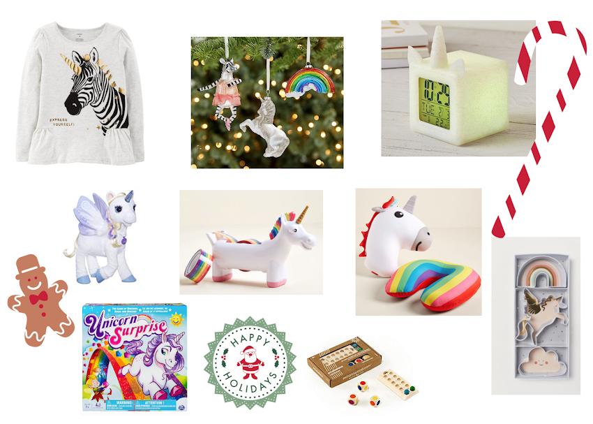 Rainbow Unicorn Christmas! 2018 Gift Guide