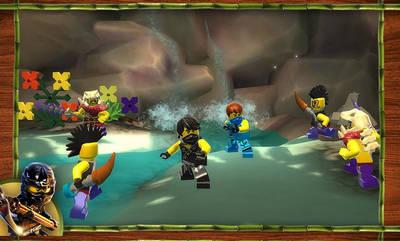 LEGO Ninjago: Shadow of Ronin APK 1.0.6 + SD DATA ...