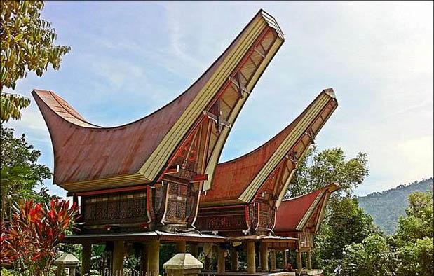 Foto rumah adat di indonesia dan penjelasannya 63