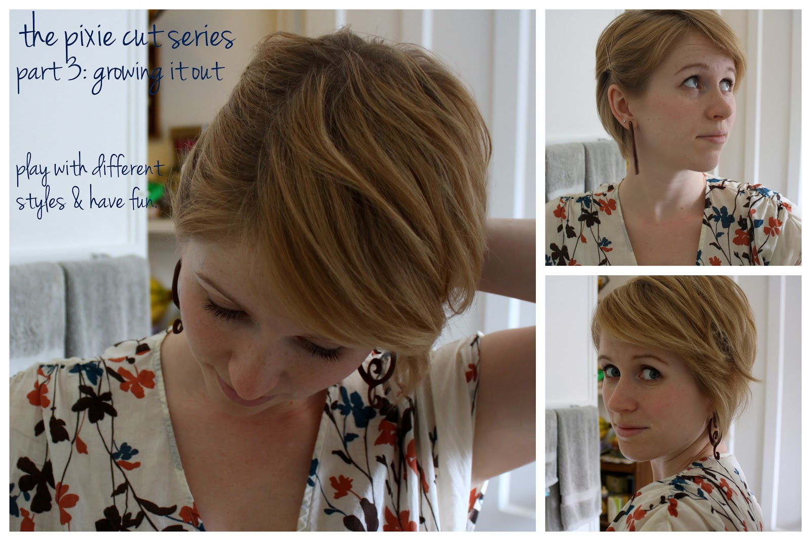 Super Unspeakable Visions The Pixie Cut Series Part 3 Growing It Out Hairstyle Inspiration Daily Dogsangcom
