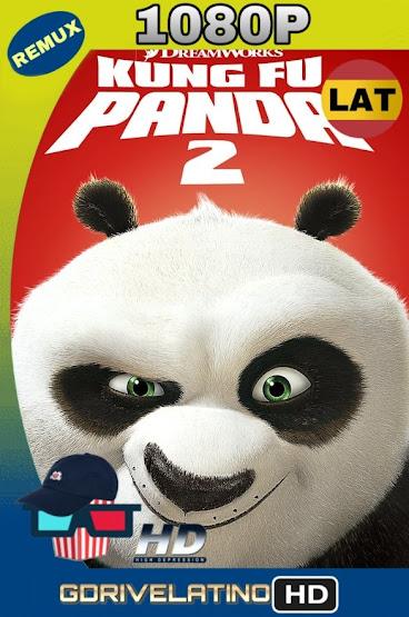 Kung Fu Panda 2 (2011) BDRemux 1080p Latino-Ingles MKV
