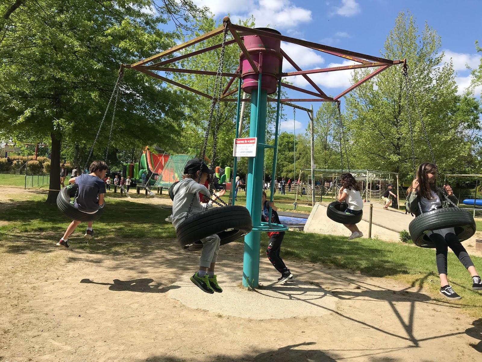 Parc Les Naudières