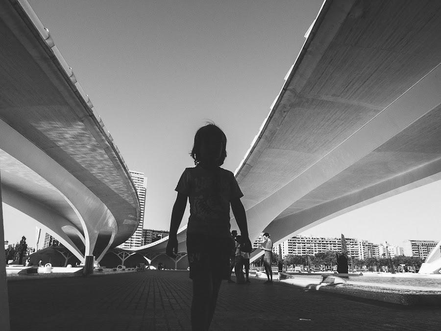 fotografia ciudad de las ciencias valencia