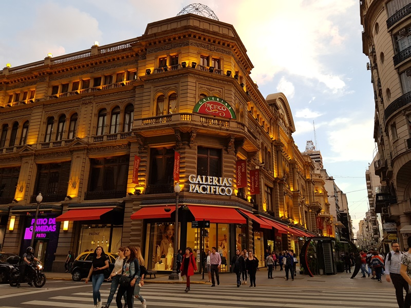 melhores cotações de câmbio em Buenos Aires