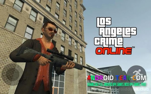 Los Angeles Crimes v1.3.9 MOD APK