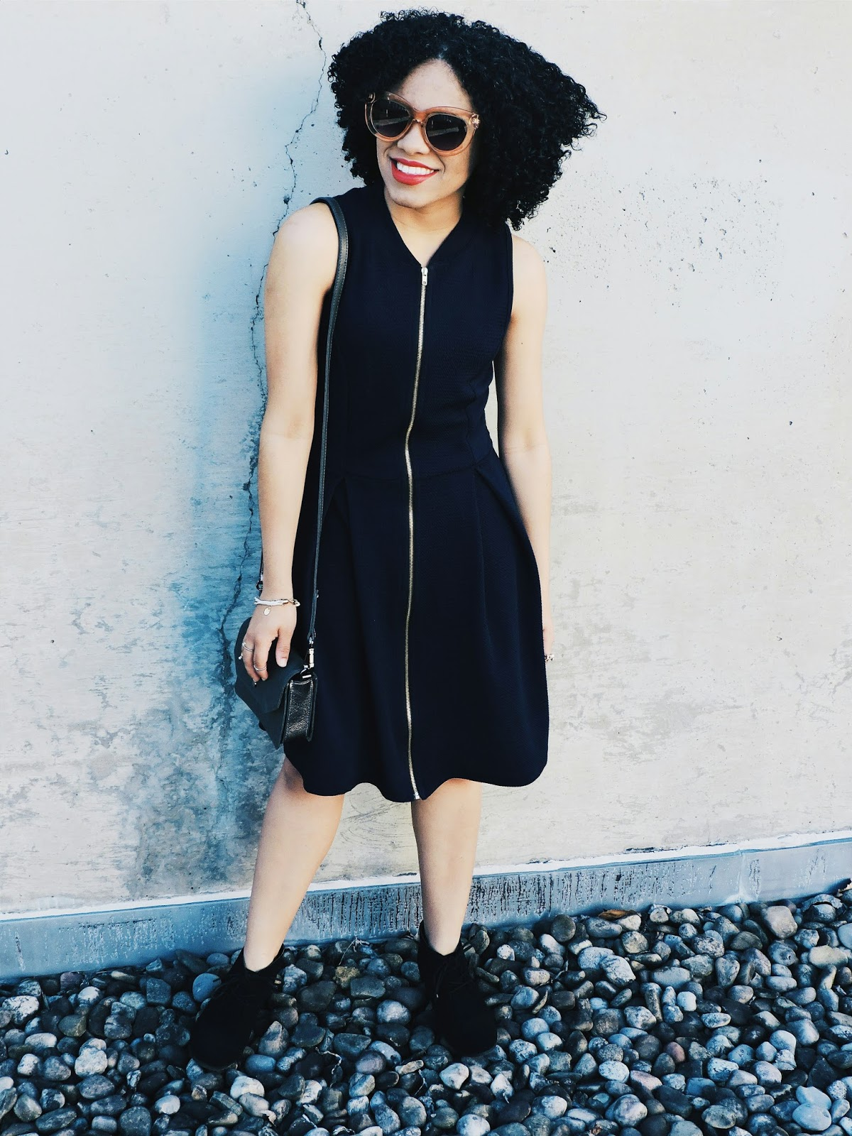 Chic little navy blue dress fashion revolutionary dress asos bag neiman marcus sunglasses forever 21 shoes dsw ombrellifo Image collections
