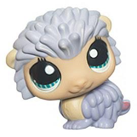 Littlest Pet Shop Tubes Hedgehog (#1186) Pet