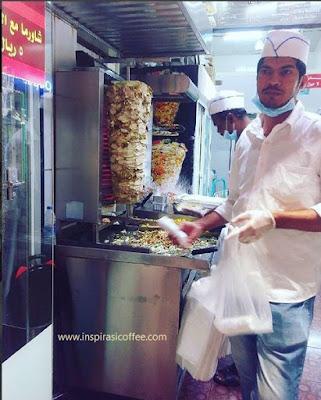 kebab asli arab
