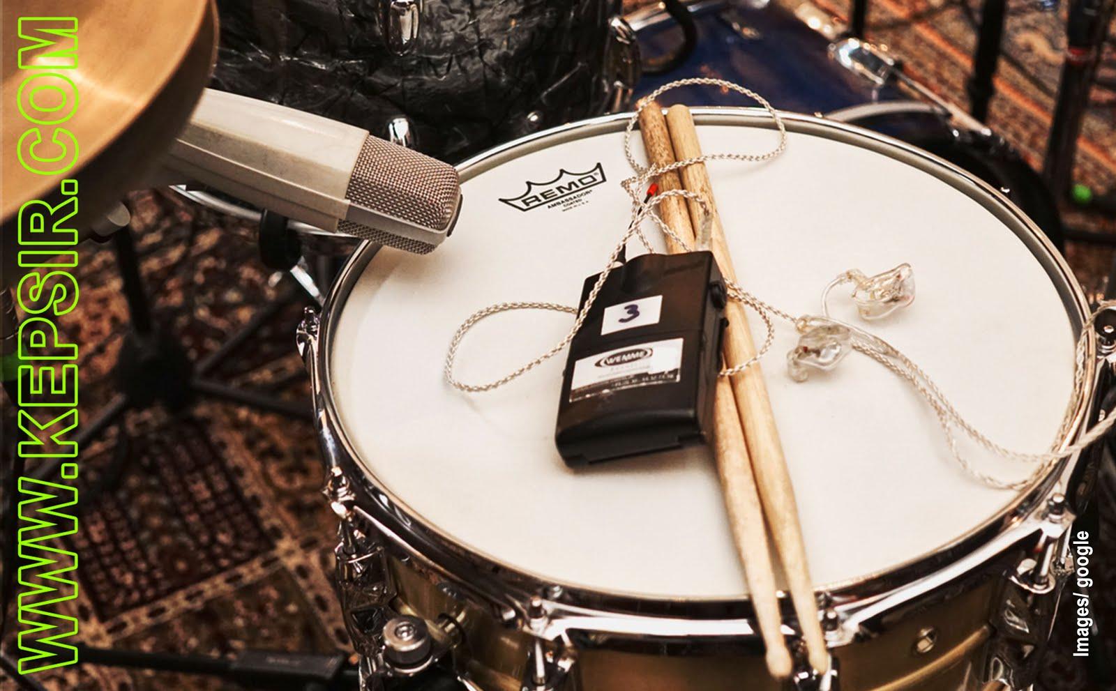 KEPSIR In Ear Monitor Drummer