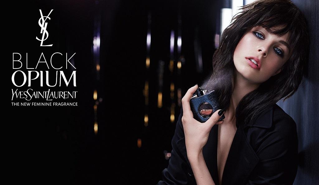 Black Opium by Yves Saint Laurent perfume tricks