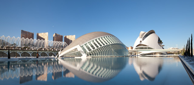 The City Art and Sciences, Valencia
