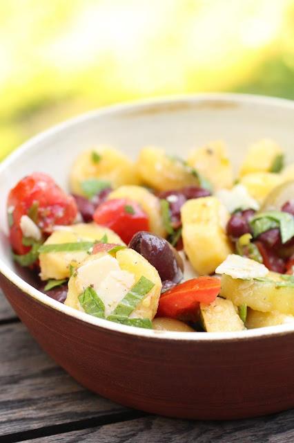 salade caraibes recette
