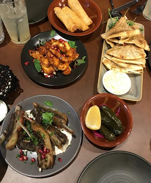 Tahini Lebanese Diner, Melbourne
