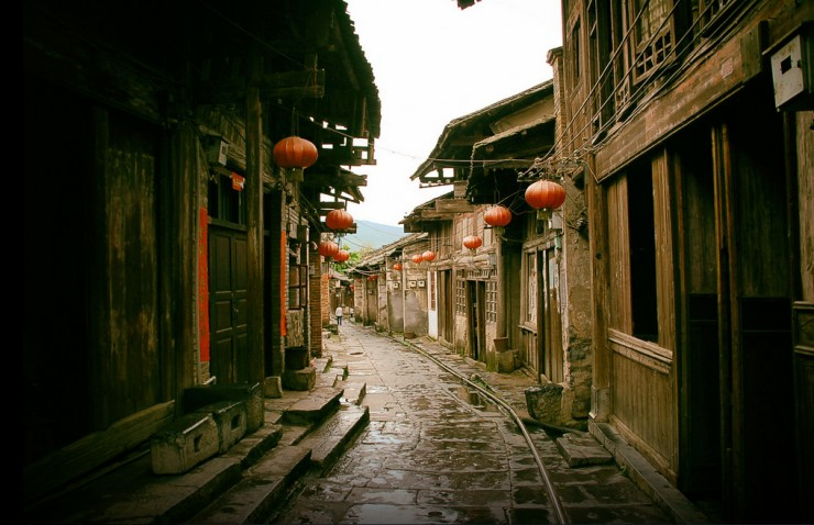 Top 10 Staggering Ancient Towns in China - Daxu