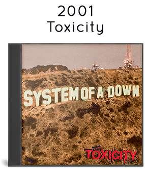 2001 - Toxicity