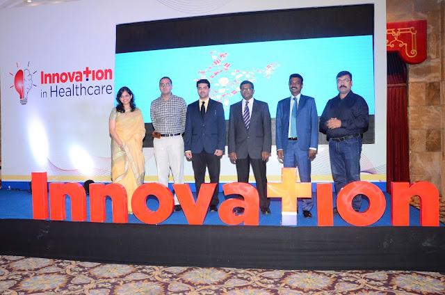 Dr. Palak Popat, Dr. Vishal Rao, Mr. Gaurav Mishra, Dr. Denis Xavier, Padmashri Dr. Natrajan, Dr. Prashant Jha