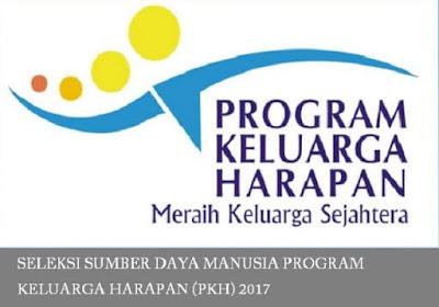 Kementerian Sosial membuka penerimaan Pendamping Program Keluarga Harapan (PKH) untuk membantu pemerintah dalam upaya mengentaskan kemiskinan di Indonesia.