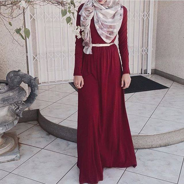Winter Fashion For Muslimah