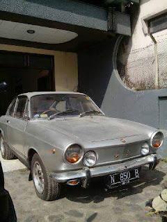 Bukalapak Mobil Klasik Fiat Sport 1969 - MALANG
