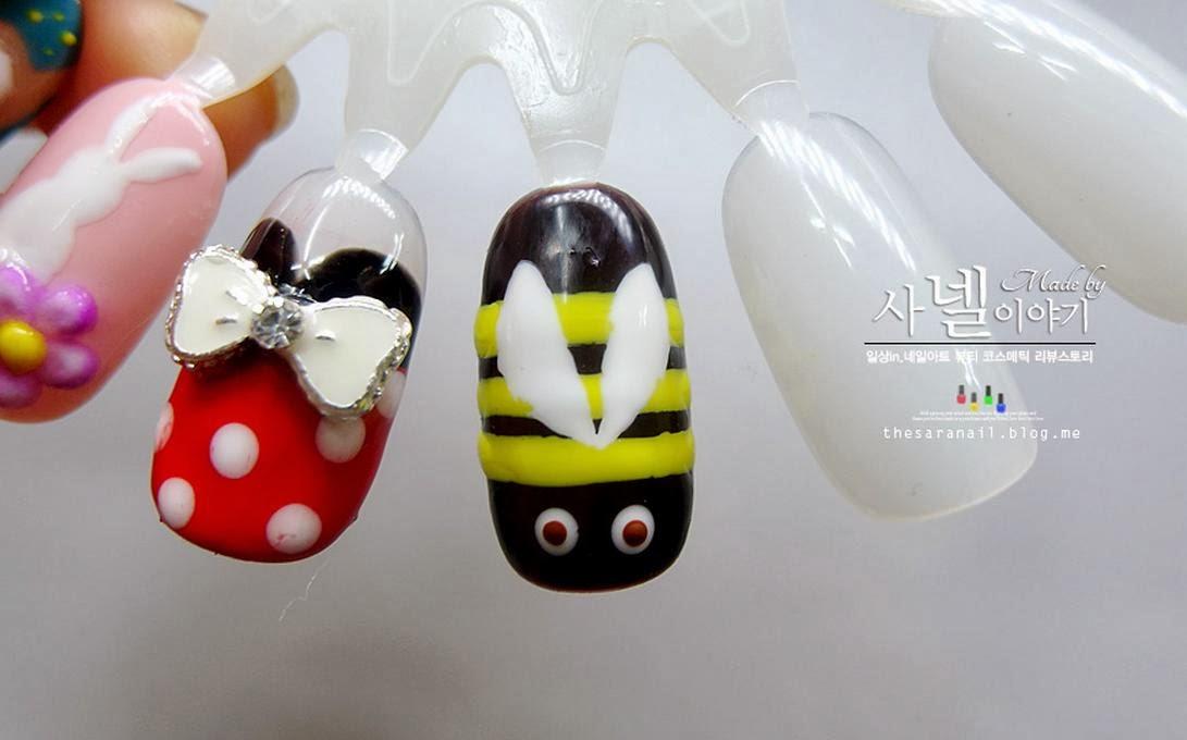 SARA NAIL: SARA NAIL: CUTE nail designs, cutest animal ...