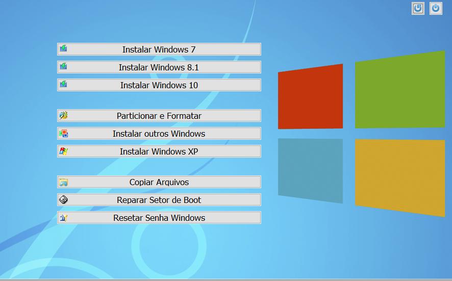 Mega AIO 2019 - Windows XP 7 8 1 e 10 mais ferramentas - 40