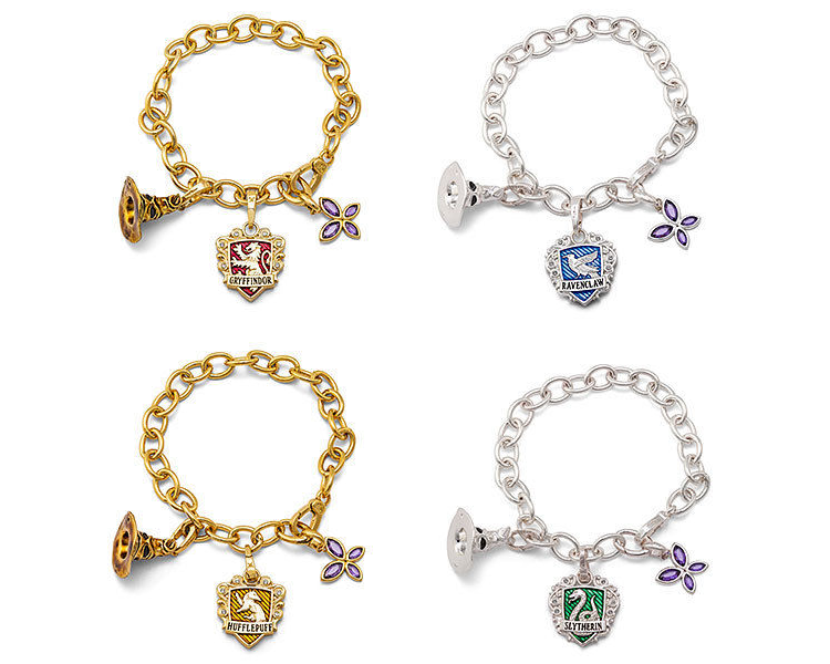 Harry Potter Charm Bracelets Lumos
