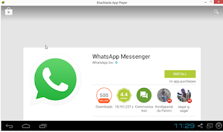 whtsapp for pc