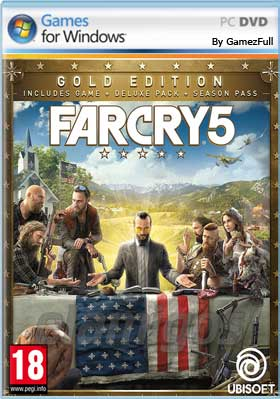 Descargar Far Cry 5 pc full español mega y google drive.