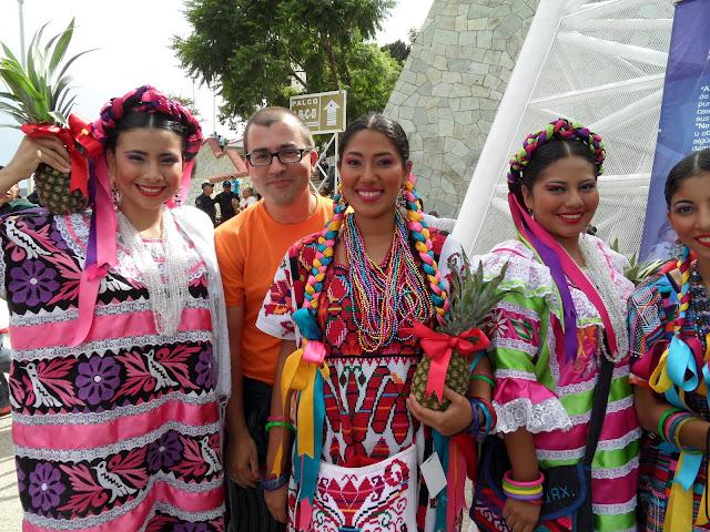 Visitar OAXACA e assistir aos Festival de Guelaguetza (melhor não podia ser) | México