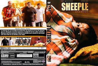 MAGHZHAYE KOOCHAKE ZANG ZADEH – SHEEPLE – 2018 [COVER – DVD]
