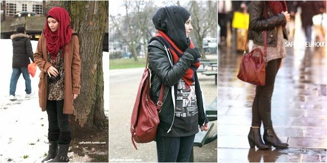 Tips Memilih Model Fashion Untuk Musim Penghujan