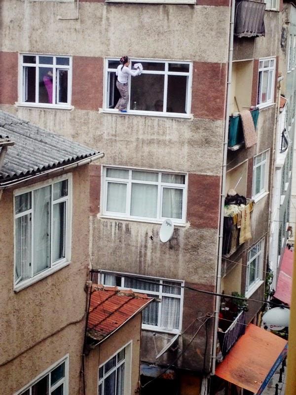 Retrouvailles dans la frénésie d'Istanbul