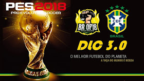 PES 2018 [XBOX 360] BR OFF Patch v3 DLC 3.0 Season 2018
