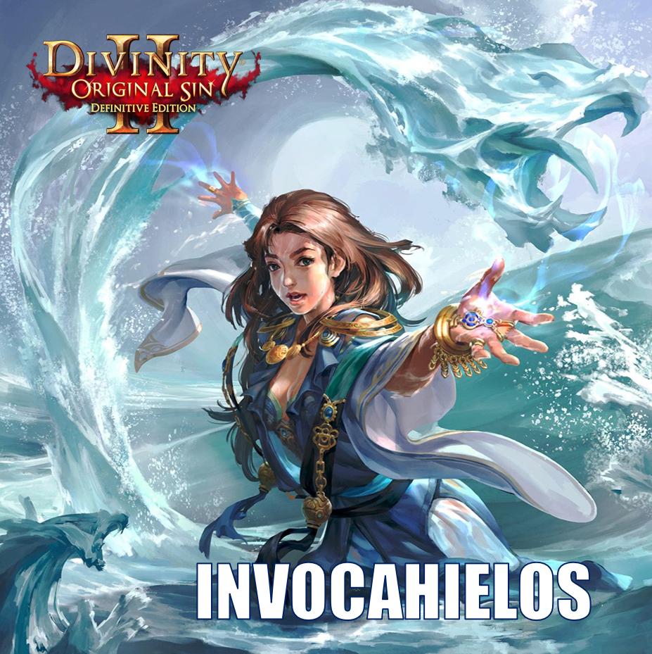 Guías - Divinity Original Sin 2 - Invocahielos
