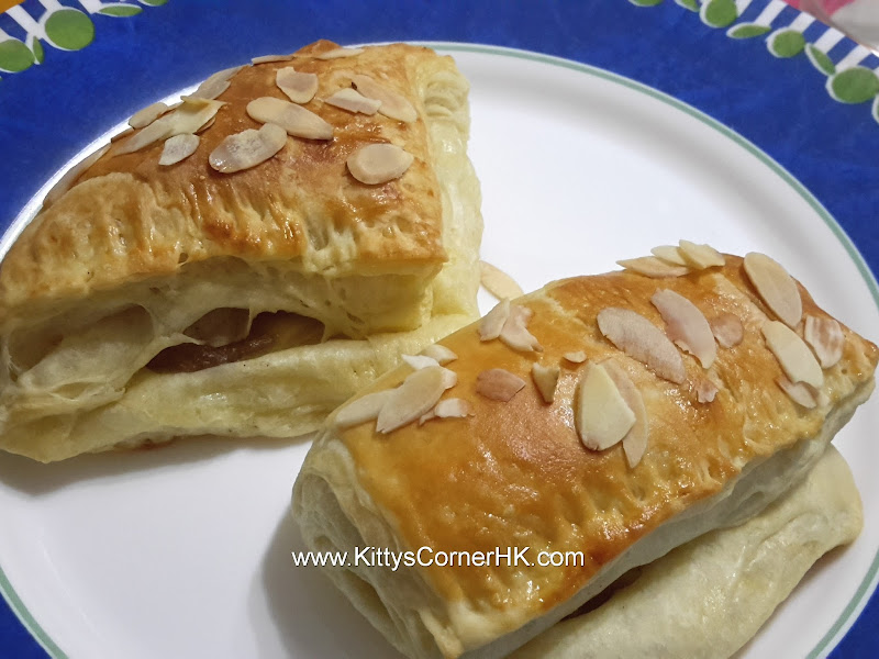 Apple Pastry home baking recipes 蘋果酥 自家烘焙食譜