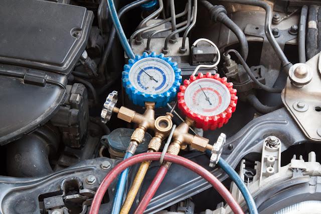Combien de puissance l'AC tire-t-elle du moteur
