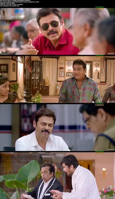 Revolver Raja 2017 HRip 480p Hindi Dubbed