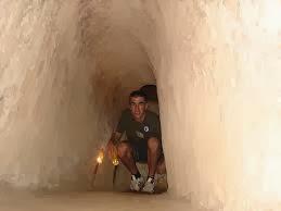 Cu Chi tunnels 9