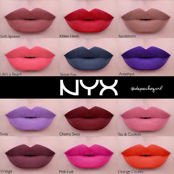 Review NYX Liquid Suede - Soft Spoken LSCL04
