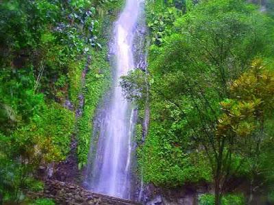 Tlogo Muncar Kaliurang waterfall