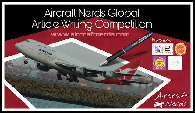 Aircraft Nerds Global Article Writing Challenege