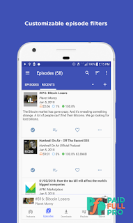 Podcast Republic Podcast And Audiobook App latest apk
