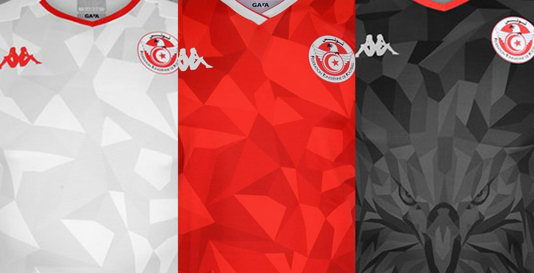 c2f0e3d15e2 Tunisia 2018 World Cup Kit Buy now. Free UK shipping - worldwide delivery
