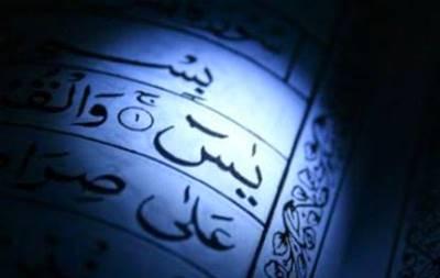 Doa Setelah Membaca Surat Yasin Bahasa Arab Latin Dan