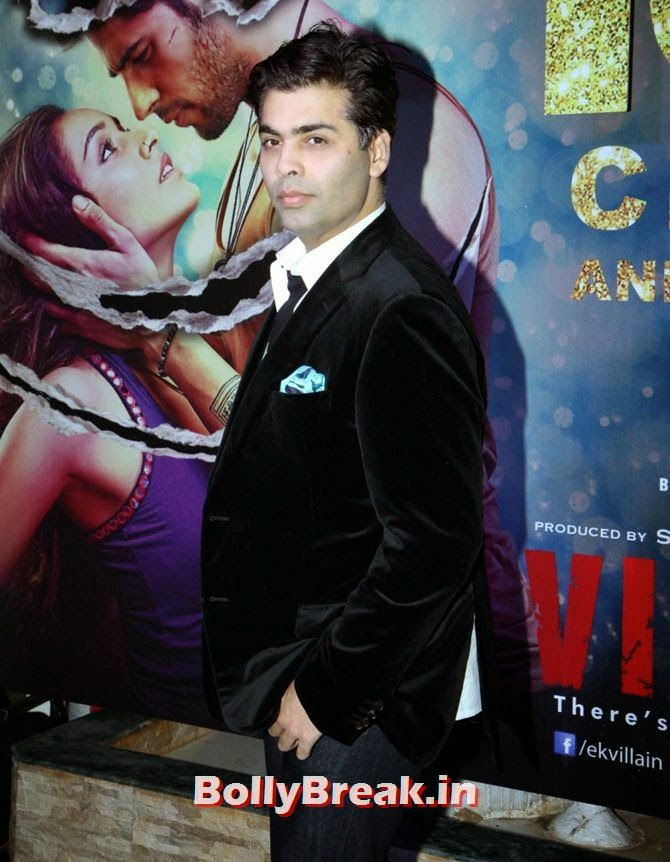 Karan Johar, Alia, Sonakshi, Shraddha party with Ek Villain team