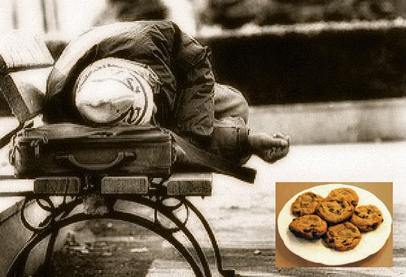 Church Insists On Pressing Charges On A Homeless Man For Eating Cookies Worth $2.25