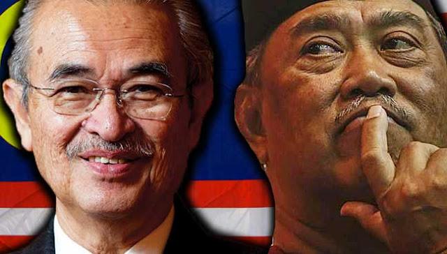 Biografi Pak Lah Sifatkan Muhyiddin Sebagai Pengkhianat, Patut Dipecat Dari Dulu,ok?